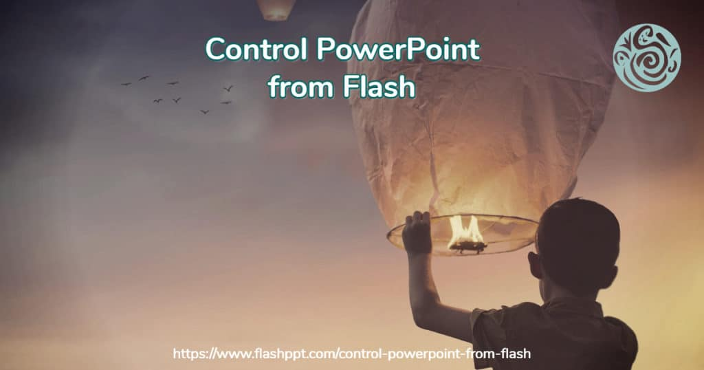 Control PowerPoint from Flash